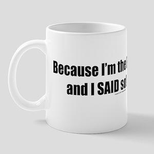 Ref Said Mug