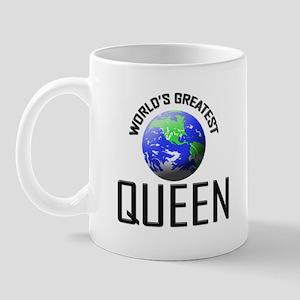 World's Greatest QUEEN Mug