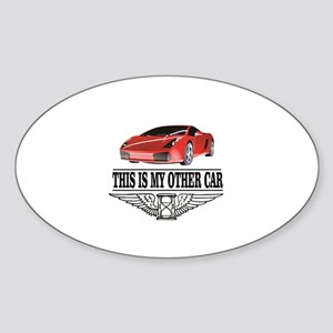 This is my other car Sticker