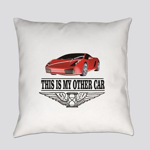 This is my other car Everyday Pillow