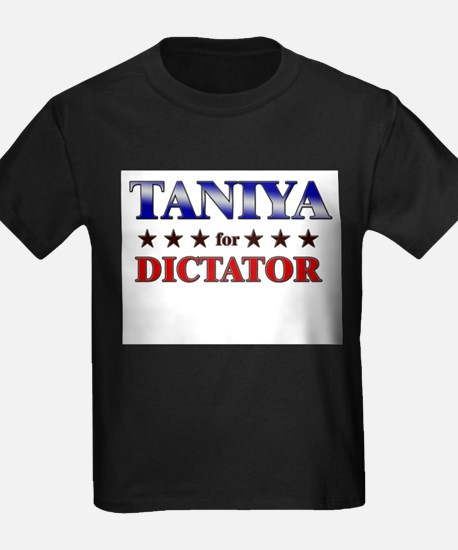 TANIYA for dictator T