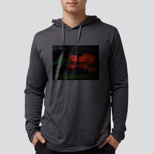 Cucumbers , Tomatoes and Oranges Long Sleeve T-Shi