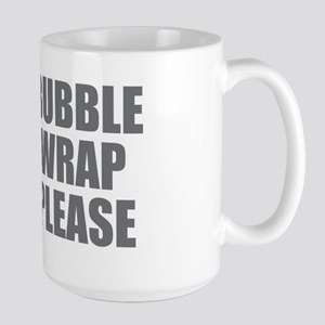 Bubble Wrap Please Mugs
