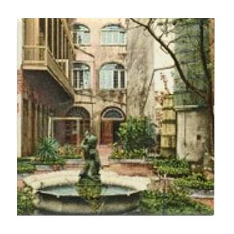 NOLA TILES NEW ORLEANS COURTYARD