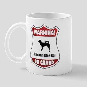 Klee Kai On Guard Mug
