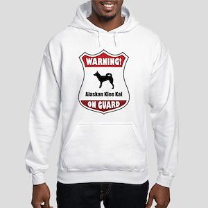 Klee Kai On Guard Hooded Sweatshirt