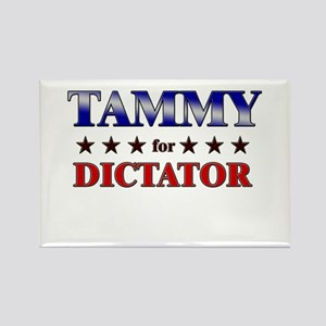 TAMMY for dictator Rectangle Magnet