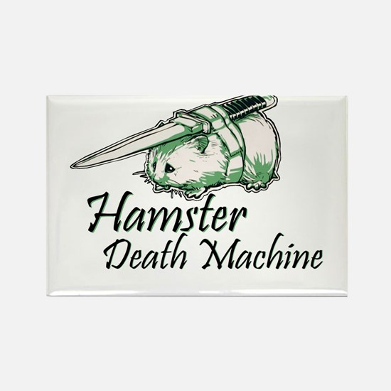 hamster death machine WEB Magnets