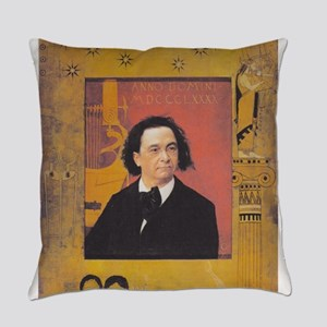 Gustav Klimt Joseph Pembauer Everyday Pillow