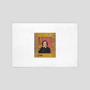 Gustav Klimt Joseph Pembauer 4' x 6' Rug
