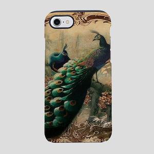 romantic paris vintage peaco iPhone 8/7 Tough Case