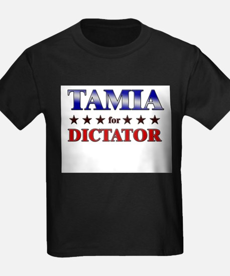 TAMIA for dictator T