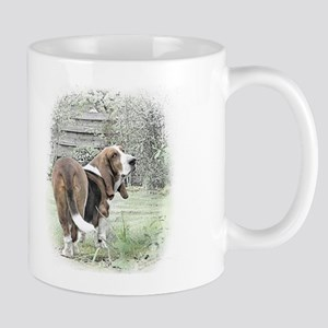 Banished Basset Mug