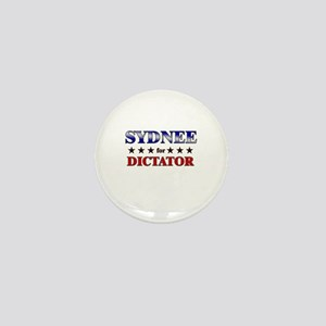 SYDNEE for dictator Mini Button