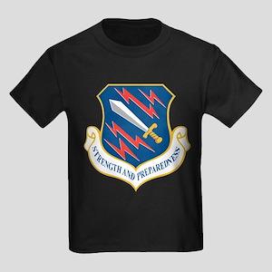 21st Space Wing Kids Dark T-Shirt