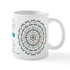 Lotus Weave Mug