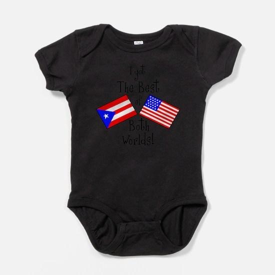 Cute Mixed race Baby Bodysuit