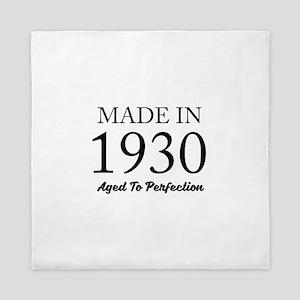 Made In 1930 Queen Duvet