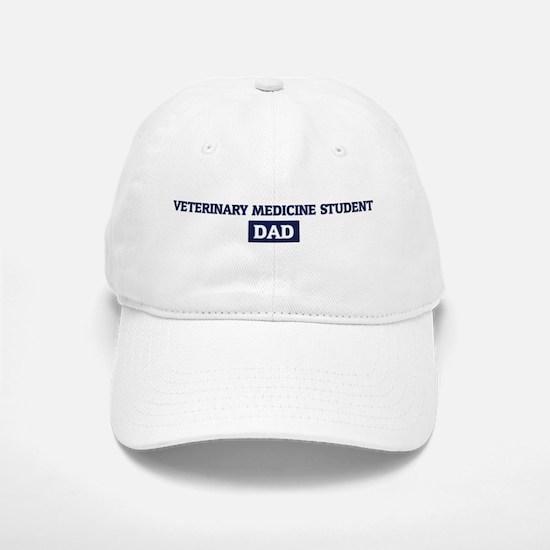 VETERINARY MEDICINE STUDENT D Baseball Baseball Cap