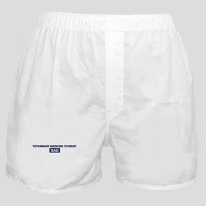 VETERINARY MEDICINE STUDENT D Boxer Shorts