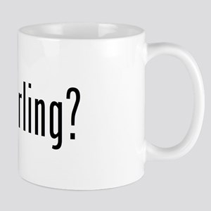 got curling? Mug