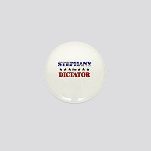 STEPHANY for dictator Mini Button
