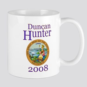 Duncan Hunter Calif Seal Mug
