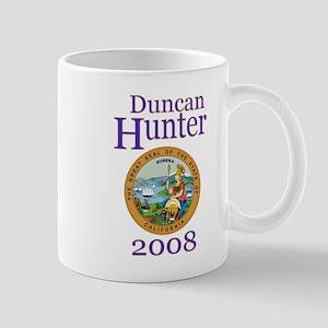 Duncan Hunter Calif Seal Mug
