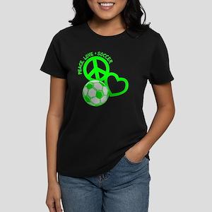 P,L,Soccer, neon green T-Shirt