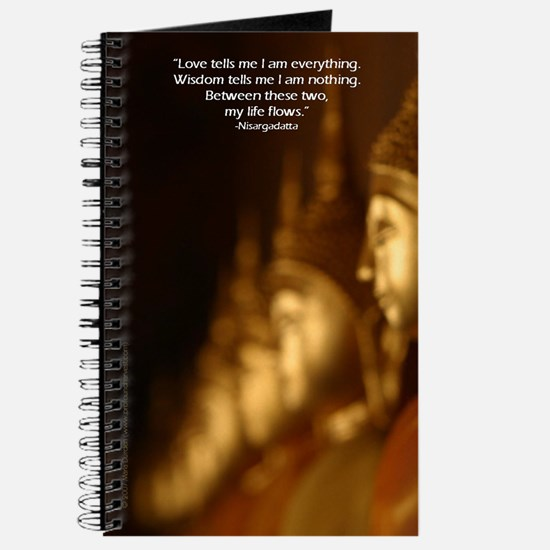 A Thousand Buddhas Journal