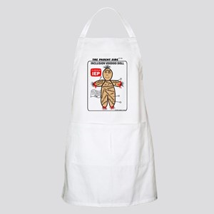Inclusion Voodoo Doll BBQ Apron