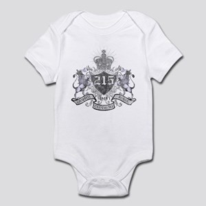 """""""215 LION CREST"""" Infant Bodysuit"""