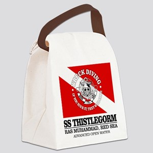 Thistlegorm Canvas Lunch Bag