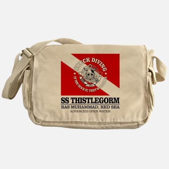 Thistlegorm Messenger Bag