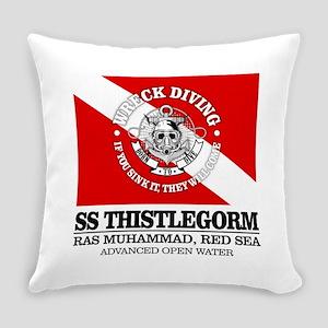 Thistlegorm Everyday Pillow