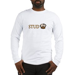 STUD MUFFIN Long Sleeve T-Shirt