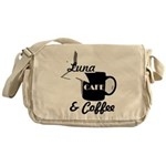 Luna Cafe & Coffee - Luna City, Texas Messenger Ba