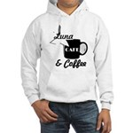 Luna Cafe & Coffee - Luna City, Texas Hoodie