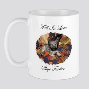 Skye Terrier - Fall In Love Mug