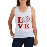 Horse Love Women's Tank Top