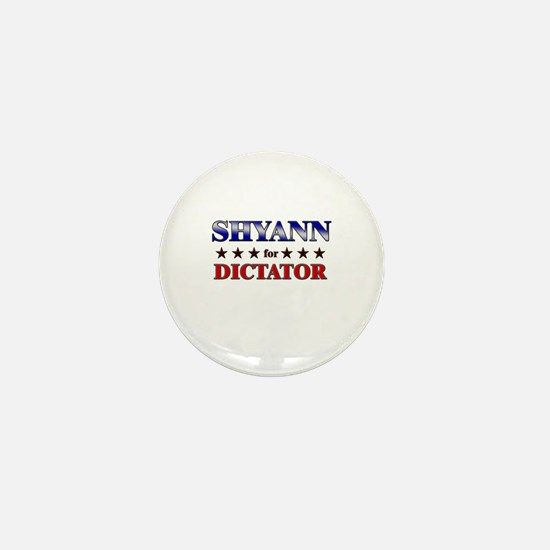 SHYANN for dictator Mini Button