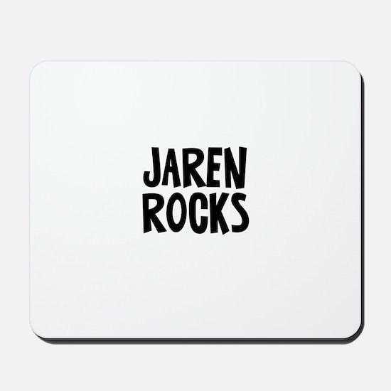 Jaren Rocks Mousepad