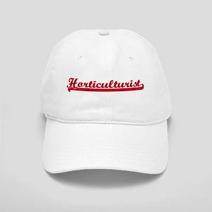 Horticulturist (sporty red) Cap