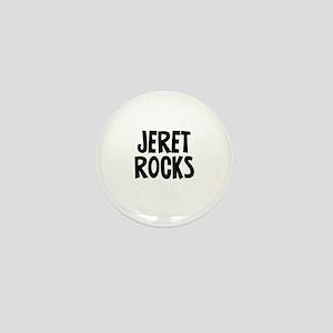 Jeret Rocks Mini Button