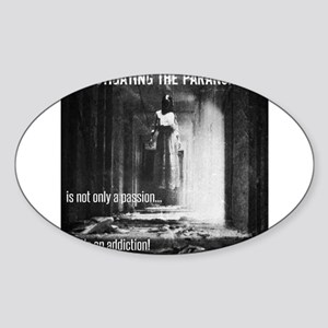 Paranormal Passion Sticker