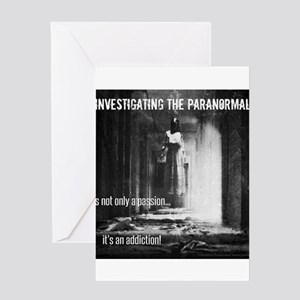 Paranormal Passion Greeting Cards