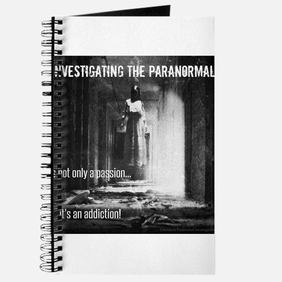 Paranormal Passion Journal