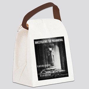Paranormal Passion Canvas Lunch Bag