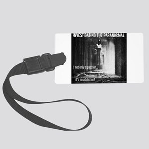 Paranormal Passion Large Luggage Tag