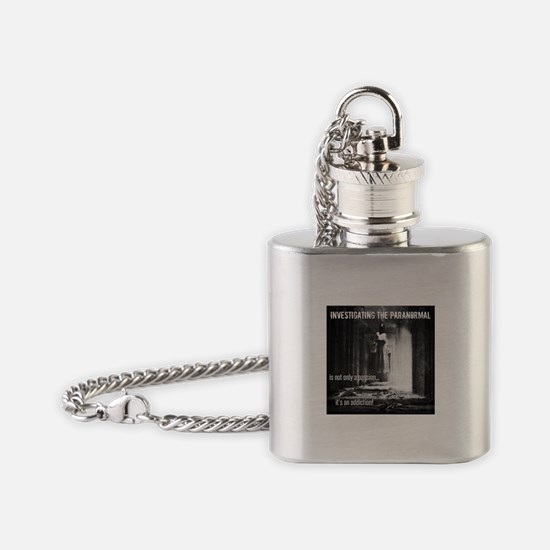 Paranormal Passion Flask Necklace